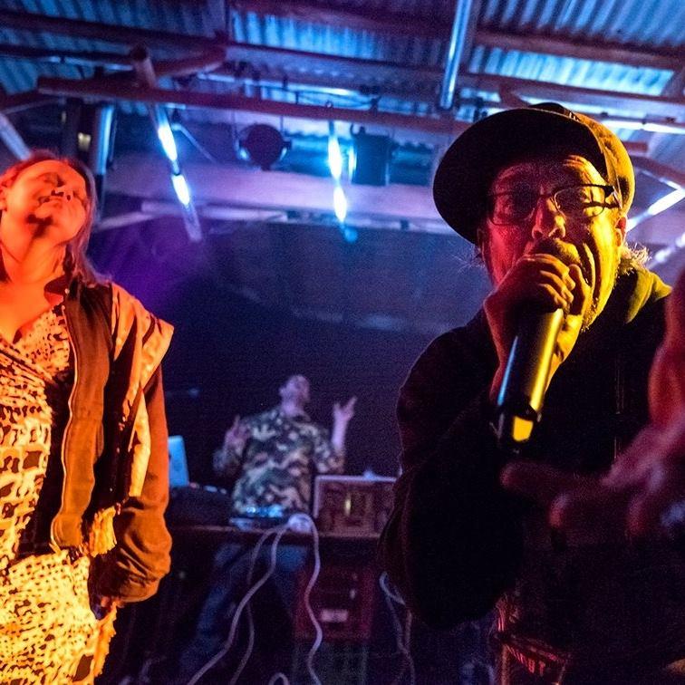 Combat Wombat Hip hop melbourne protest rebel rappers mc freestyle emkew