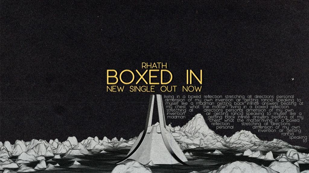 rhath ft emkew boxed in hip hop single new release 2021 new music cover art lyrics